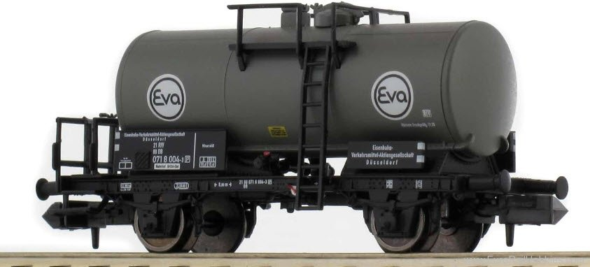 Brawa 67520 2017 Toyfair DB EVA 2 Axle Tank Car Exclusive