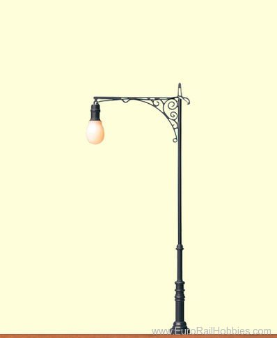 Brawa 84028 One-arm Park Lamp, Pin-Socket,