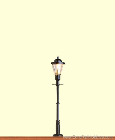 Brawa 84063 Historic Gas Lantern, Pin-Socket