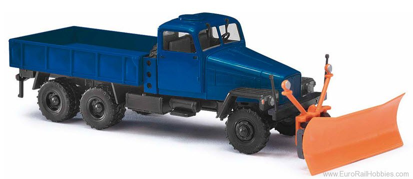 Busch 51504 IFA G5´59 Truck with Snow Plow