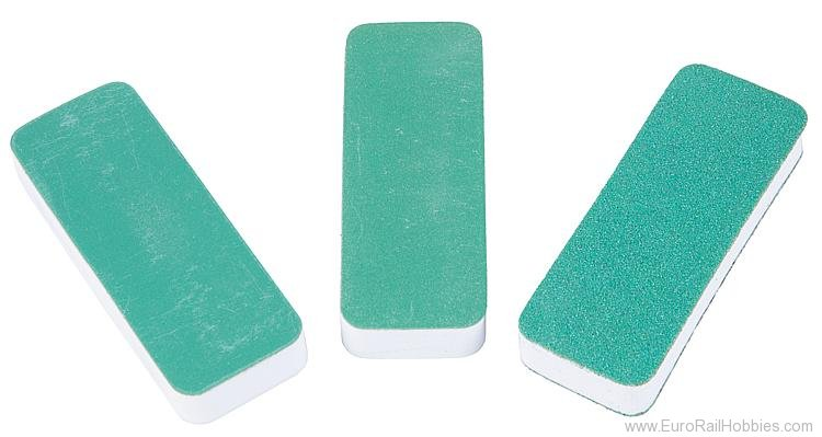Faller 170517 Abrasive pads, set of 3