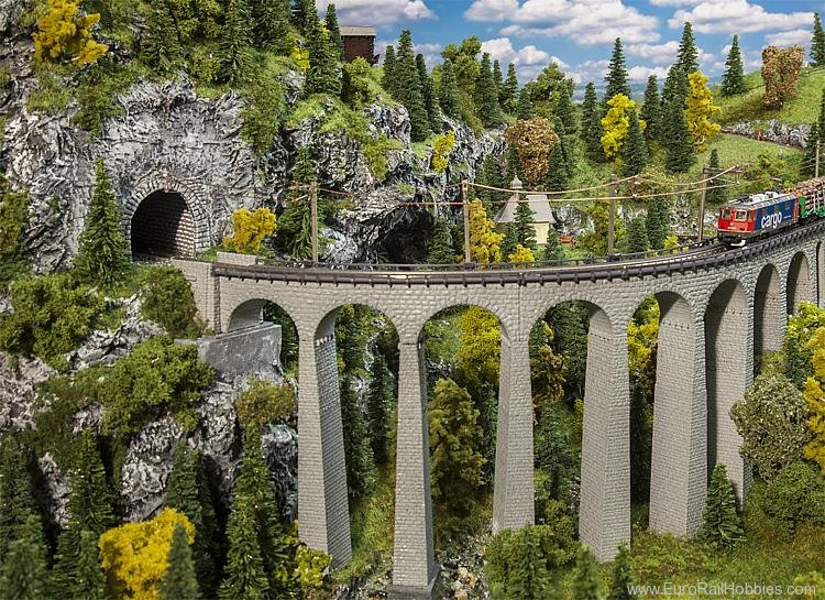 Faller 222596 Landwasser Viaduct-set