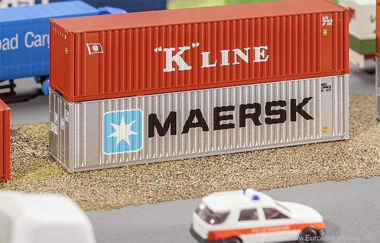 Faller 272821 40' Hi-Cube Container MAERSK