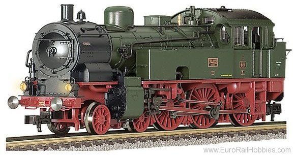 Fleischmann 404603 Steam Locomotive pr. T 10, K.P.E.V.