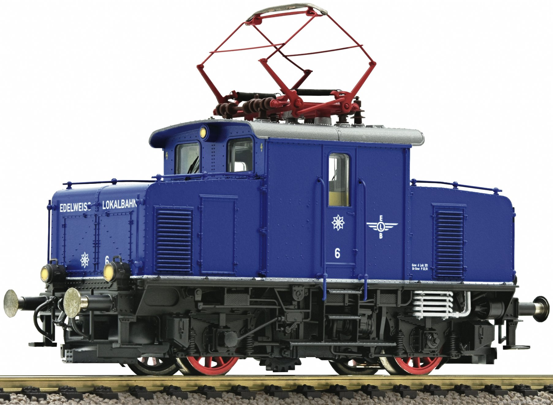 Fleischmann 430073 Cog Railway Electric Locomotive (ahnlich E 69