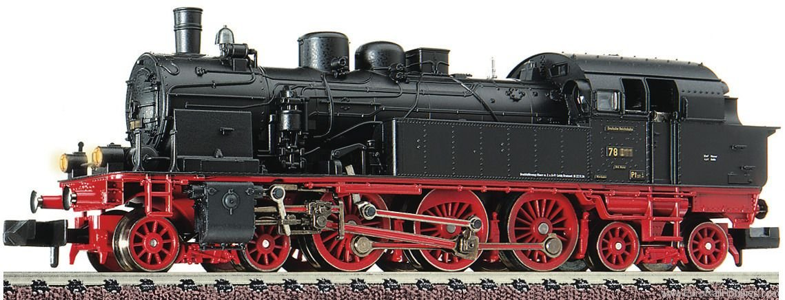 Fleischmann 707502 DRG Steam locomotive BR 78.0-5