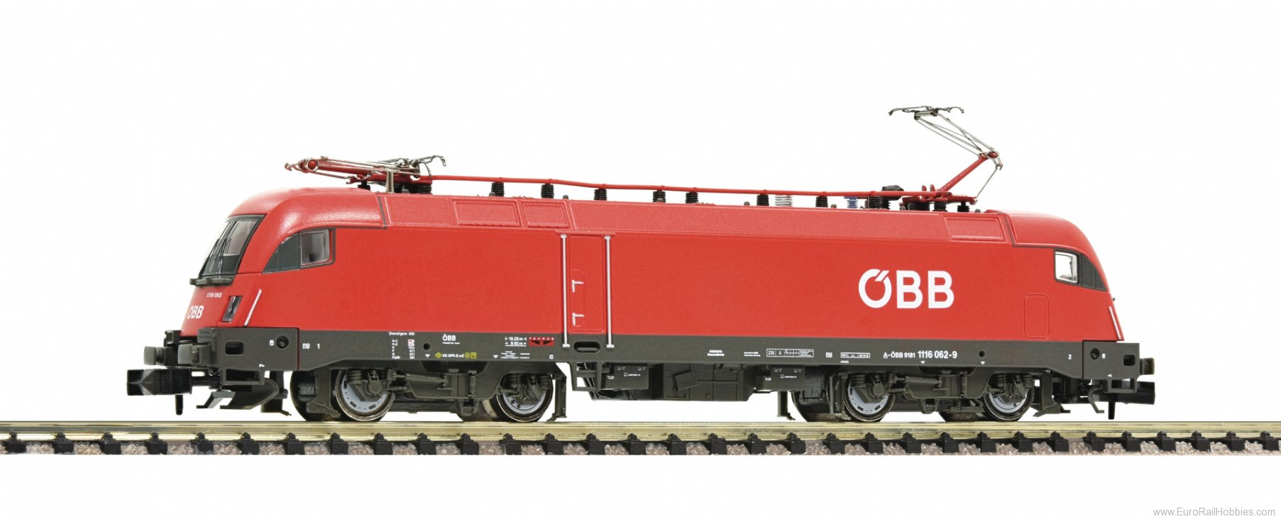 Fleischmann 731182 Electric locomotive Rh 1116 of the OBB (DCC w