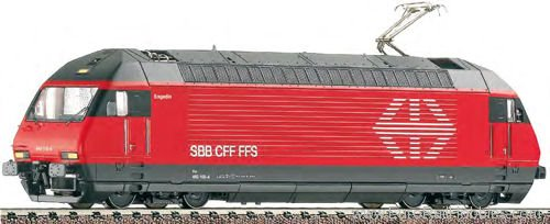 Fleischmann 731373 Electric locomotive series 460, SBB. (Digital