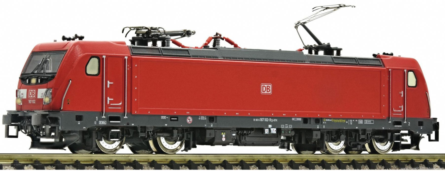 Fleischmann 738971 Electric locomotive class 187, DB AG (Digital