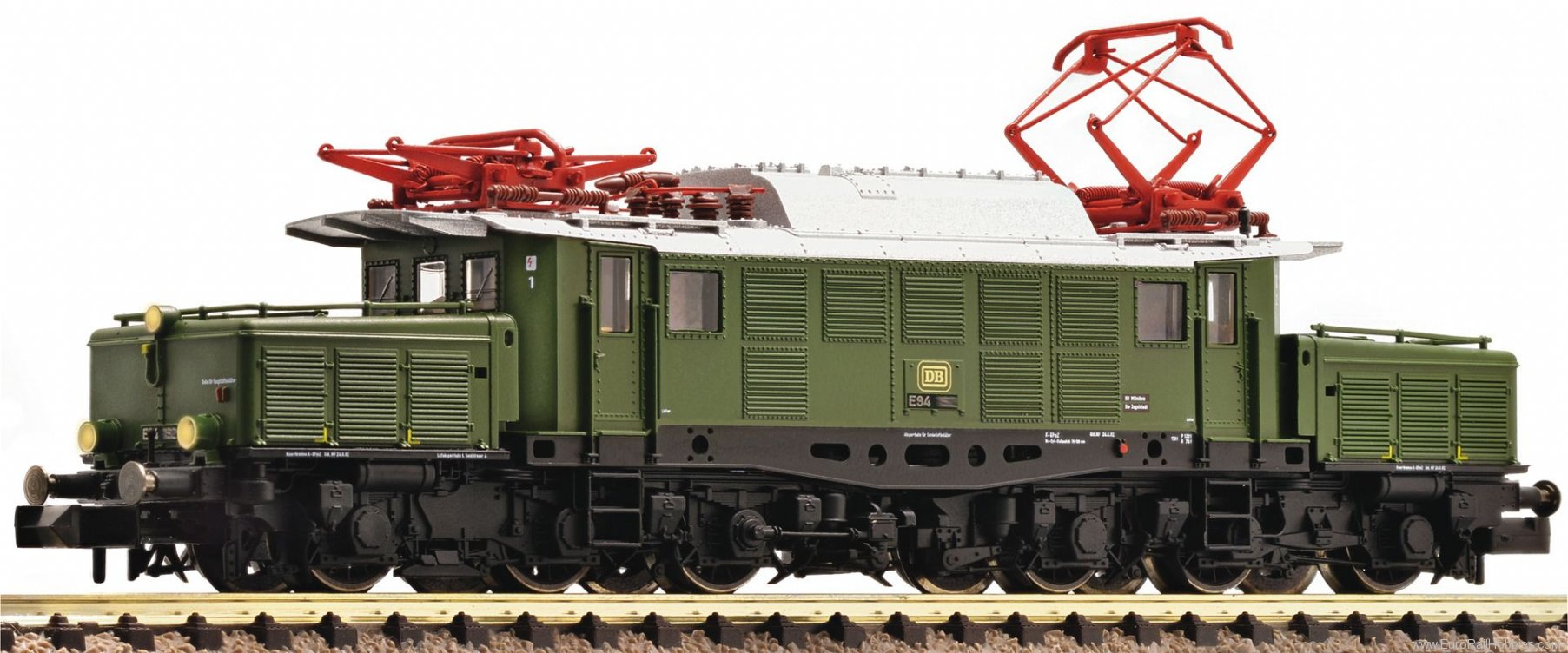 Fleischmann 739415 DB BR E 94 Electric Locomotive