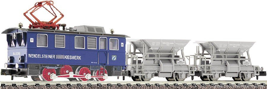 Fleischmann 781283 Set 'Wendelsteiner gravel pit' (Factory Sold