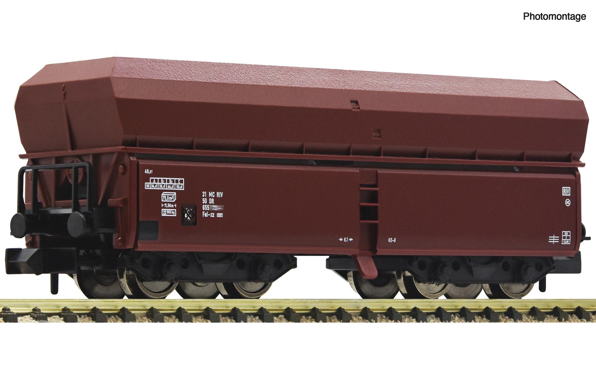 ROCO 56244 Talbot Schotterwagen PKP H0