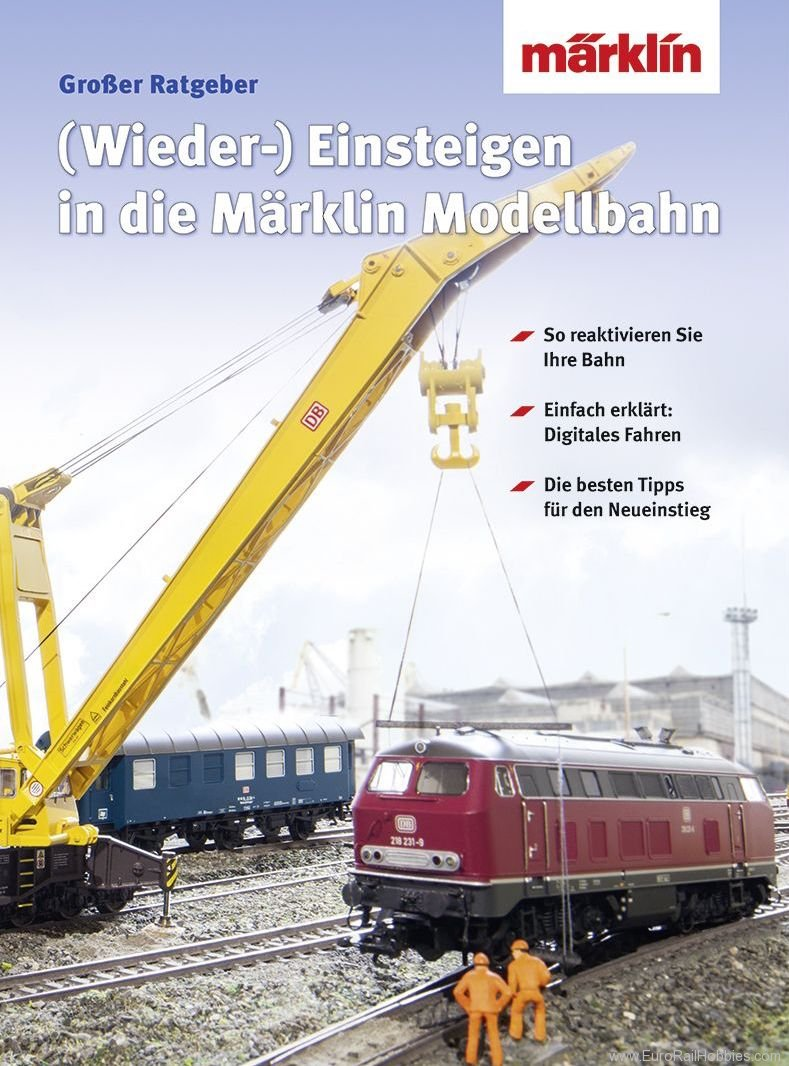 Marklin 03070 Book 'Returning/Changing Over to Digital Mode