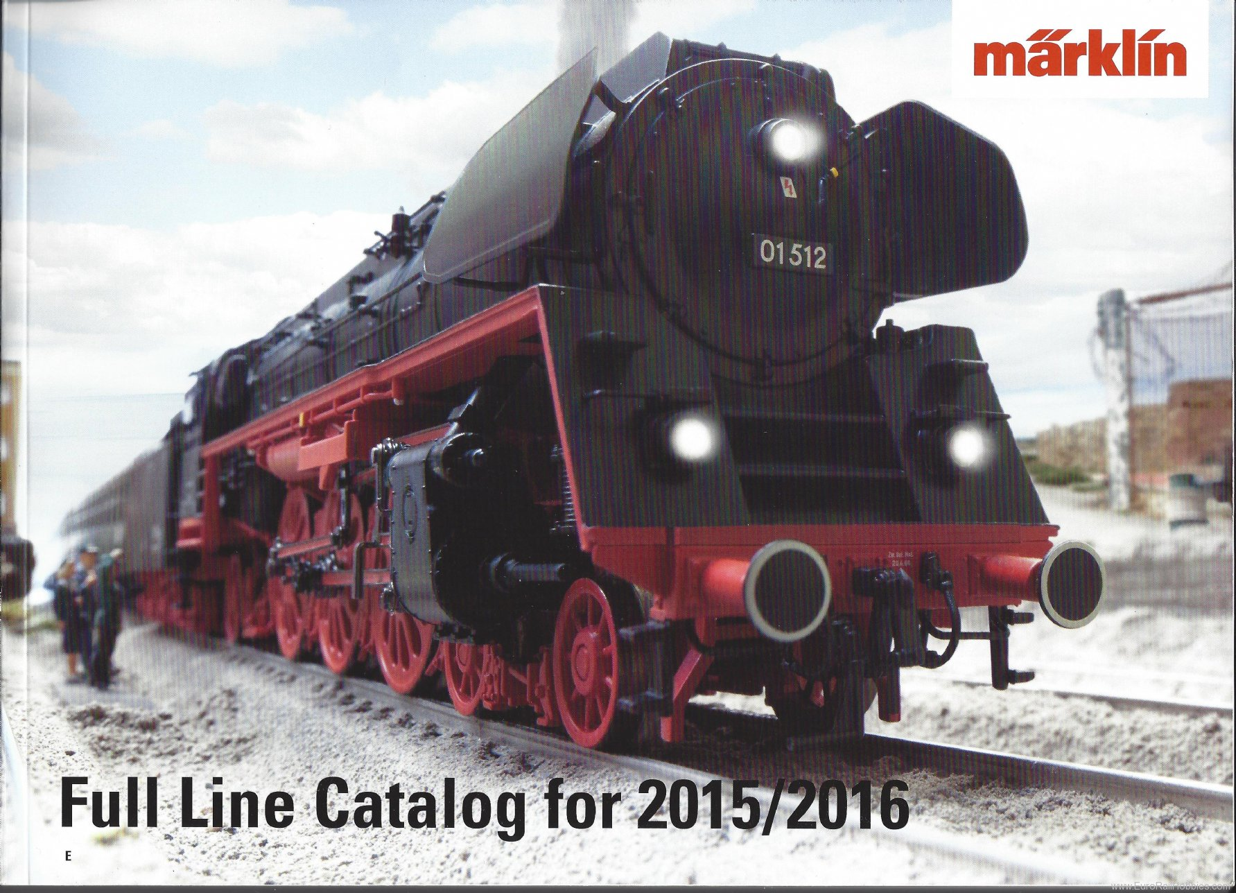 Marklin 15731 Marklin 2015 16 Full Line Catalog - English