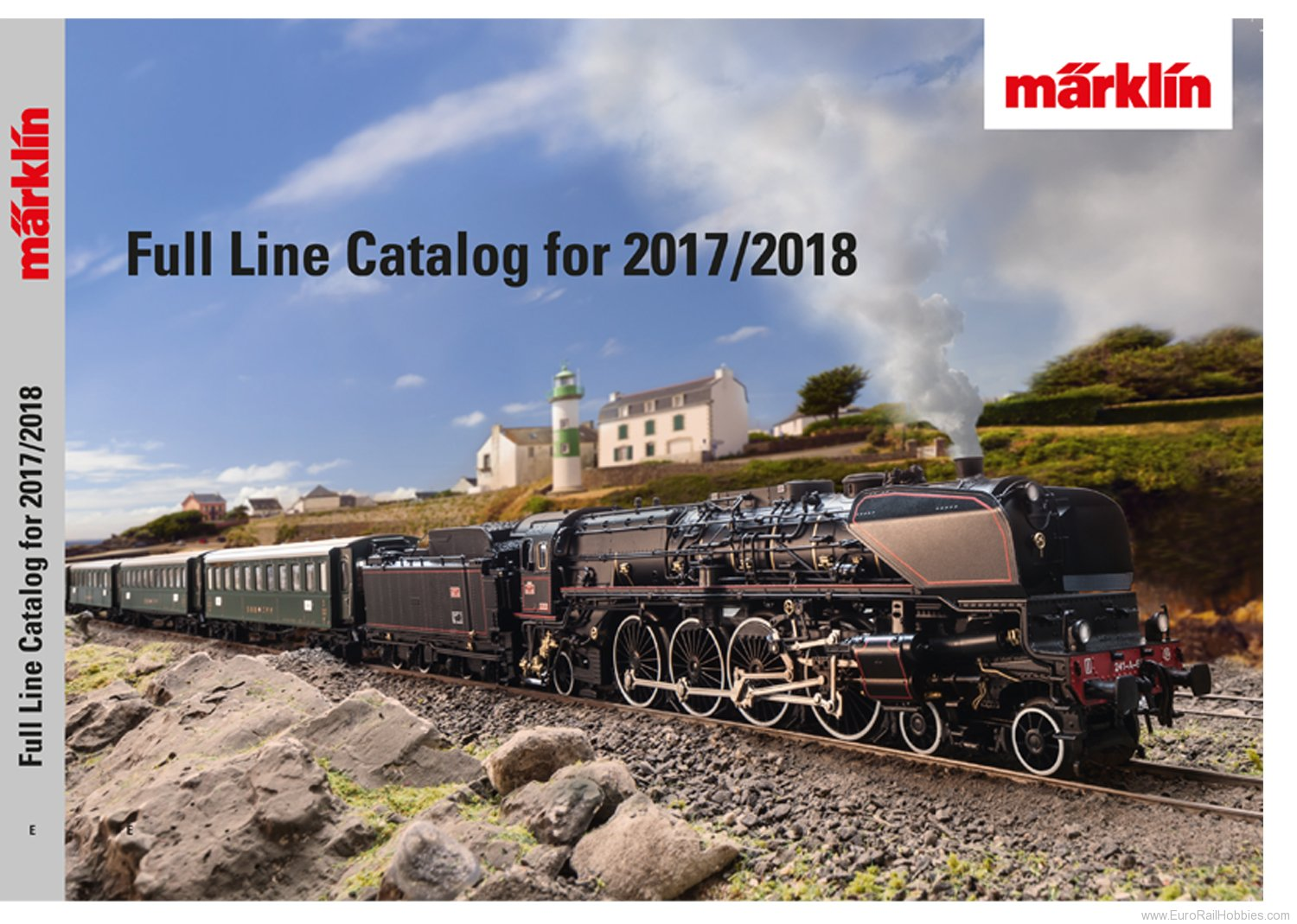 Marklin 15751 Marklin Full Line Catalog 2017/2018 ENGLISH