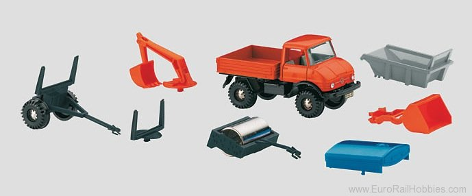 Marklin 18310 Unimog General-Purpose Vehicle as a Reproduct