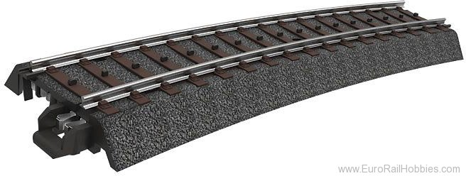 Marklin 24315 Curved Track  PK 6