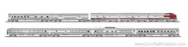 Marklin 26496 Santa Fe Super Chief