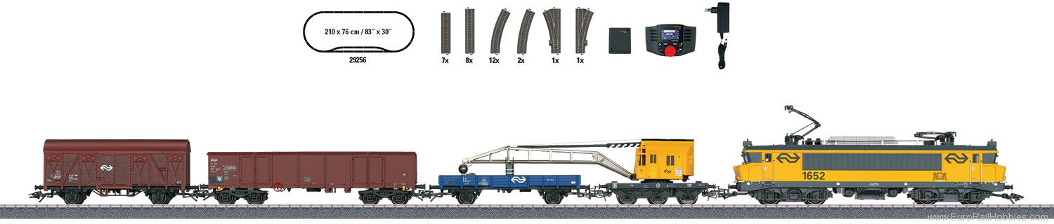 "Marklin 29256 ""Dutch Construction Train"" Digital"