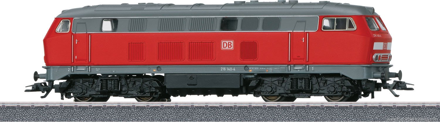 Marklin 36218 Marklin Start up - Class 216 Diesel Locomotiv