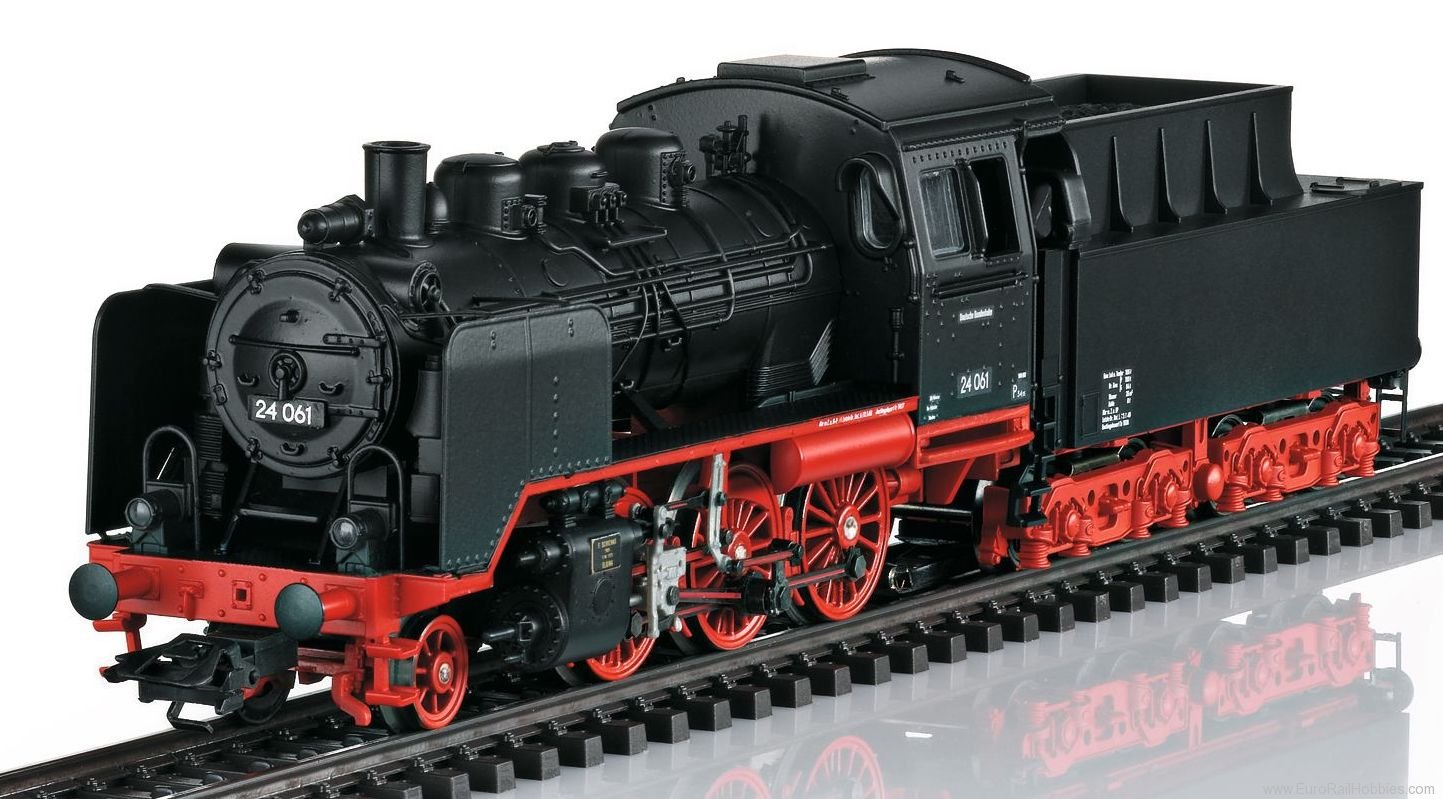 Marklin 36249 DB Class 24 Steam Locomotive MFX w/Sound (MHI