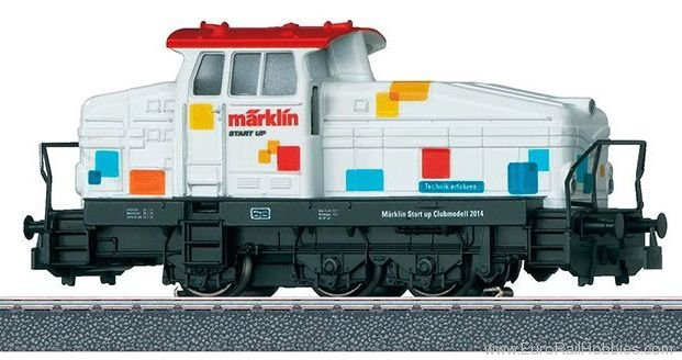 Marklin 36503 'Start up' Diesel Locomotive. (DHG 500, Bauar