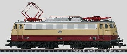 Marklin 37014 DB E10.12 Electric Locomotive ''''Pants Creas