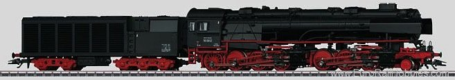 Marklin 37020 DB BR53 Freight Steam Locomotive with Condens