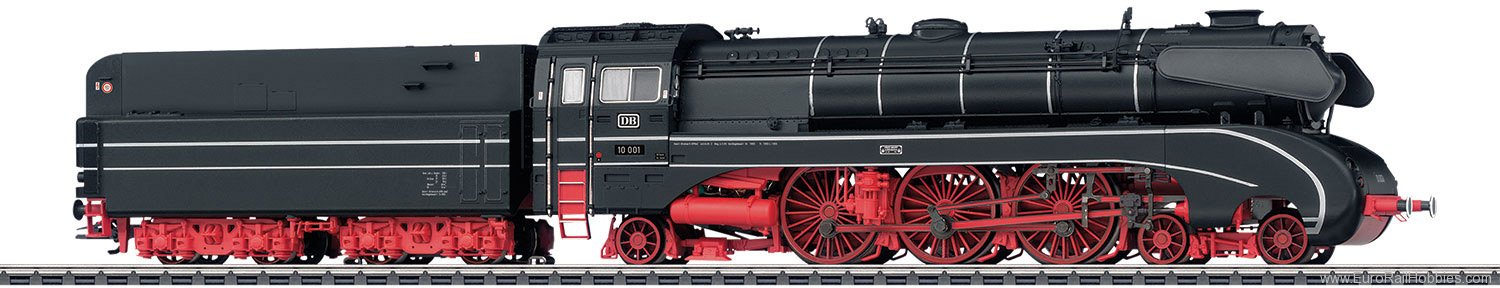 Marklin 37085 Class 10 Express Steam Locomotive