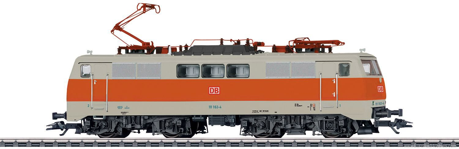 Marklin 37313 DB Class 111 Electric Locomotive S-Bahn MFX+