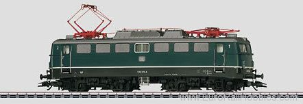 Marklin 37406 DB Class 139 Electric Locomotive