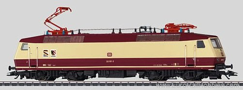 Marklin 37485 DB Cl 120 'Vorserie' Electric Locomotive with