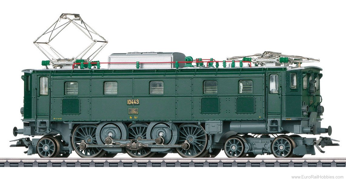 Marklin 37514 SBB Class Ae 3/6 II Electric Locomotive,   MF