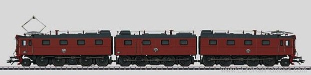 Marklin 37753 SJ Class Dm3 3-part Heavy Ore Locomotive (New