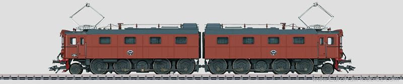 Marklin 37756 SJ Class Dm Heavy Ore Locomotive