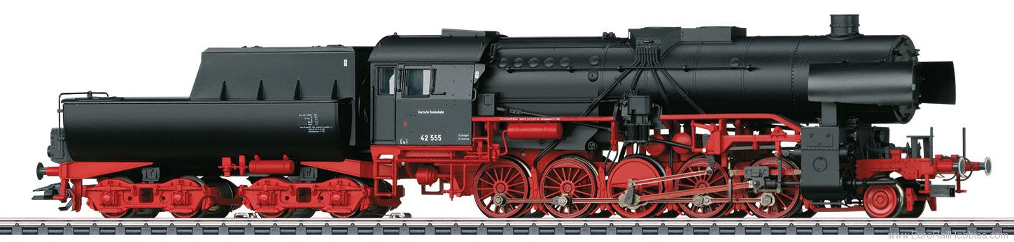 Marklin 39043 DB Class 42 Heavy Steam Freight Locomotive w/