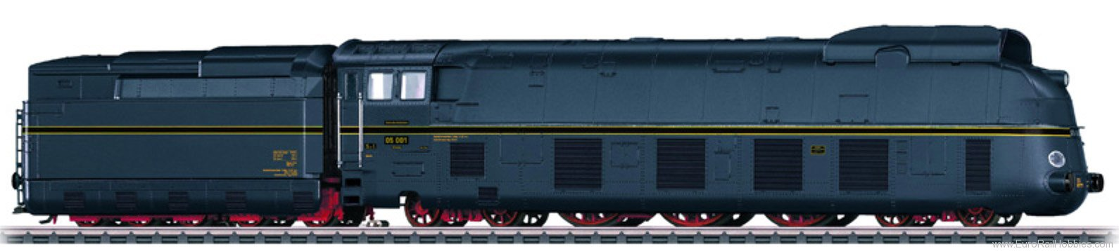 Marklin 39058 Marklin HO 2018 Toyfair Locomotive - DRG BR05