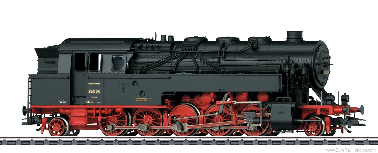 Marklin 39098 DRG Class 95.0 Steam Locomotive MFX+ w/Sound