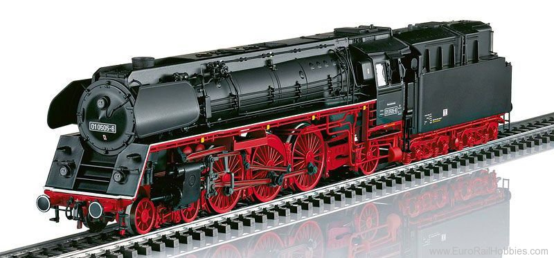 Marklin 39206 DR/DDR cl 01.5 Steam Express Locomotive w/Ten