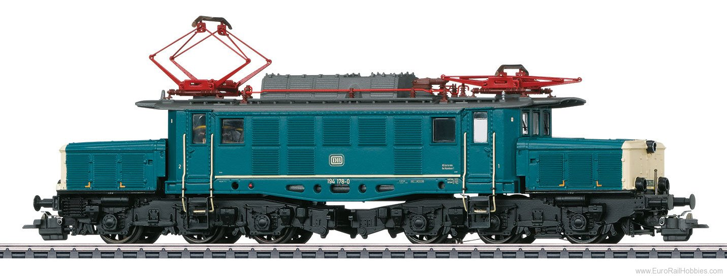 Marklin 39225 DB cl 194 Heavy Freight Electric Locomotive M