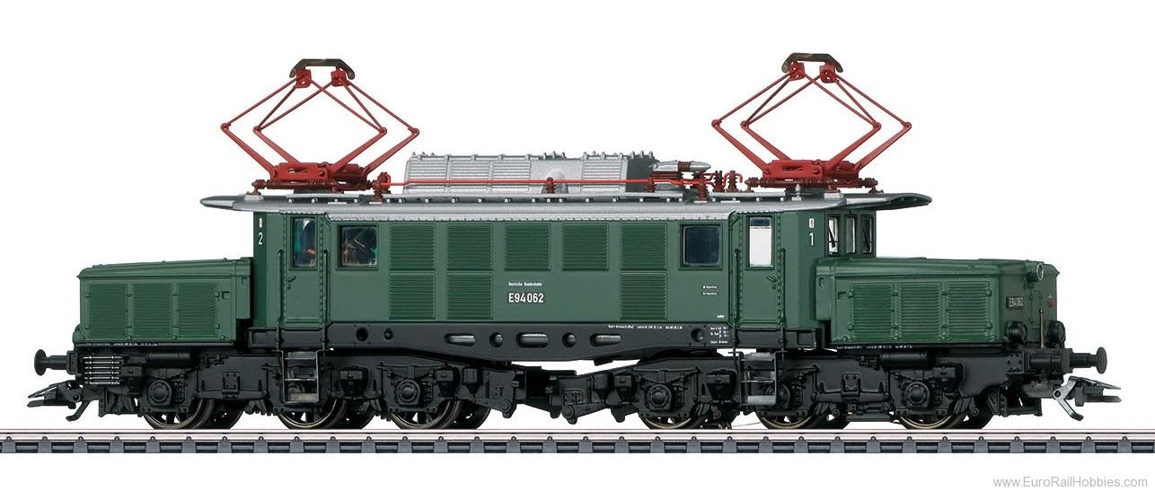 Marklin 39227 DB Class E 94 Electric Locomotive MFX+ w/Soun