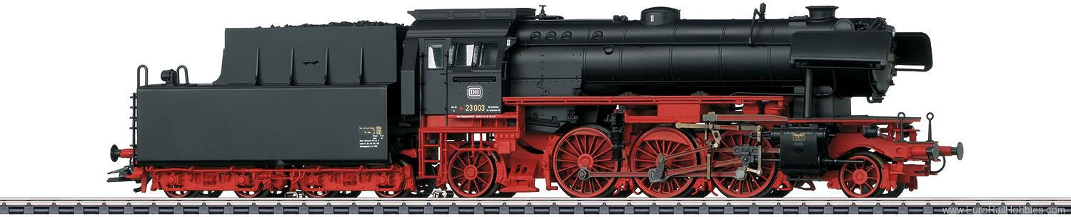 Marklin 39236 DB cl 23.0 Passenger Steam Locomotive w/Tende