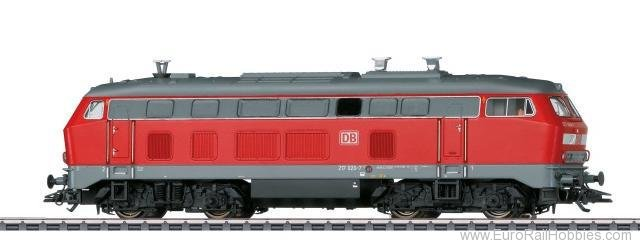 Marklin 39271 Class 217 Diesel Locomotive MFX+ w/Sound