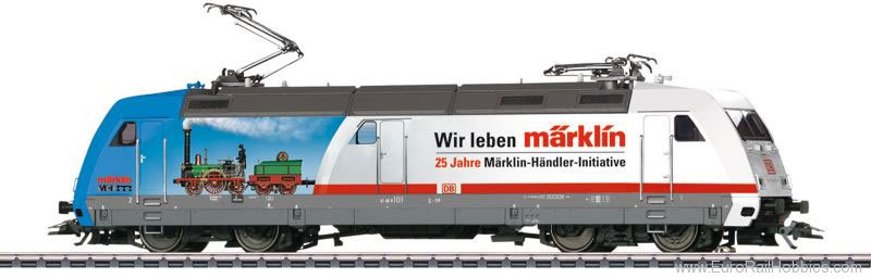 Marklin 39374 MHI 25 Year Anniversary - DB AG 101 Electric