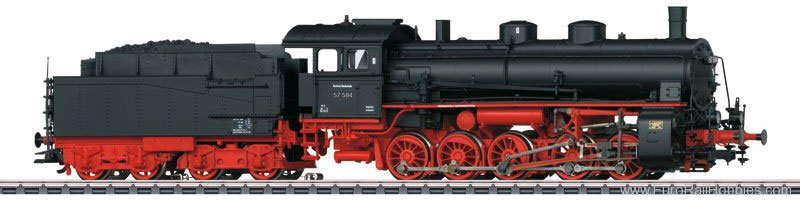 Marklin 39553 DB cl 57.5 Freight Steam Locomotive w/Tender