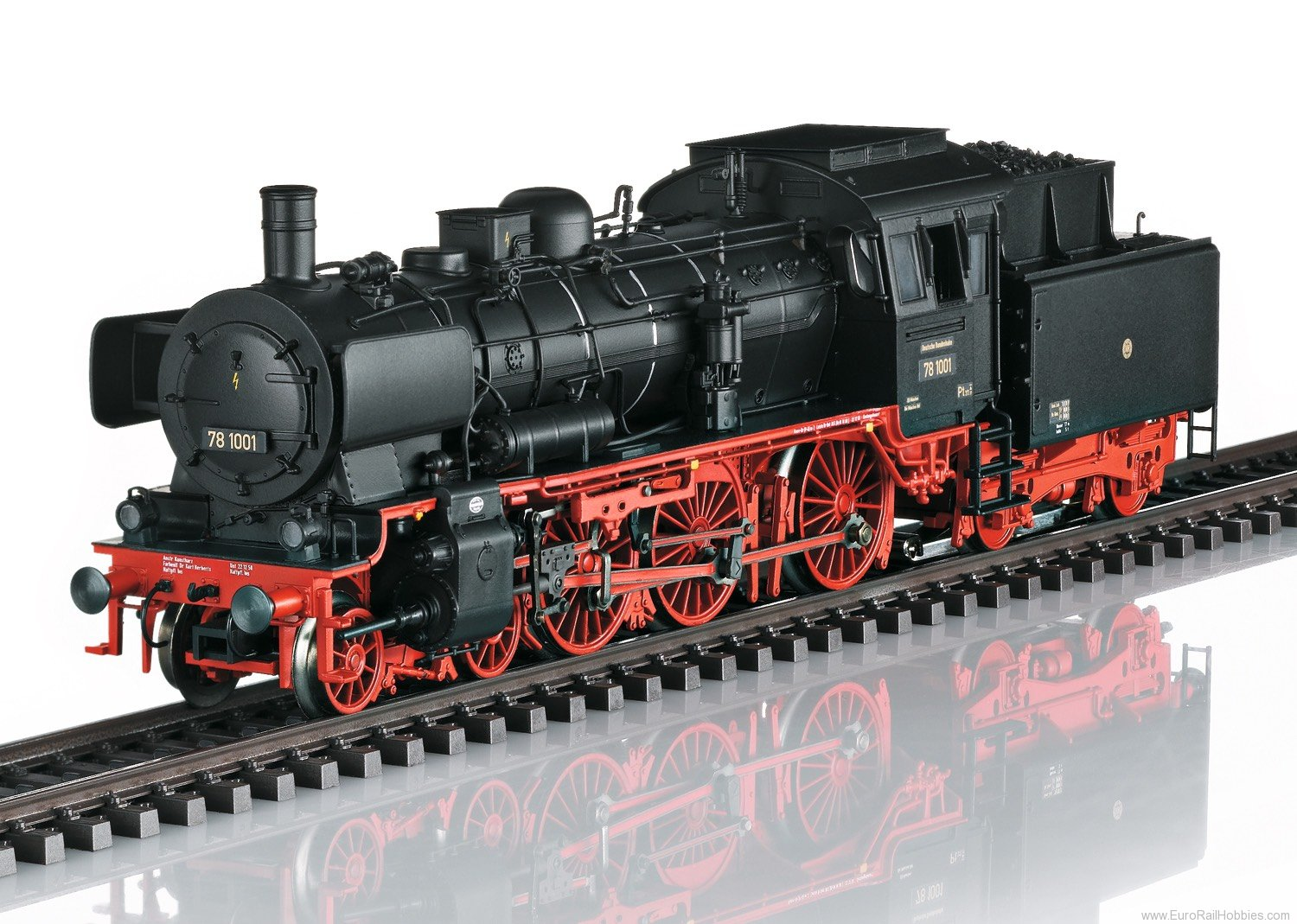 Marklin 39781 DB Class 78.10 Steam Locomotive - INSIDER Clu