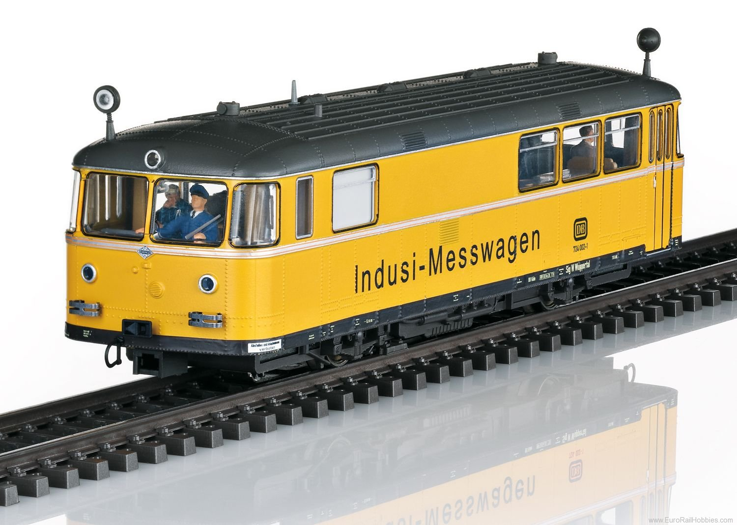Marklin 39957 DB Class 724 Powered Rail Car (MHI Exclusive