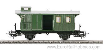 Marklin 4038 DB BAGGAGE CAR             93