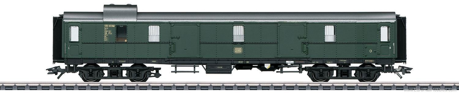 Marklin 42264 DB 'Hecht'/'Pike' Express Train Baggage Car