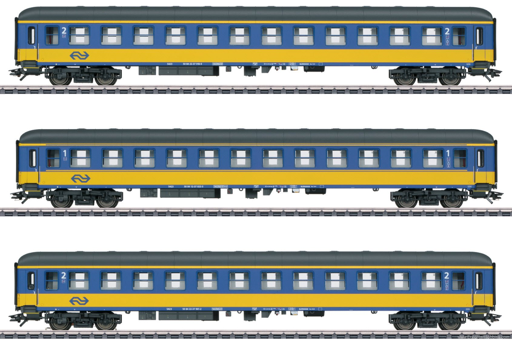 Marklin 42904 NS Express Train Passenger 3-Car Set